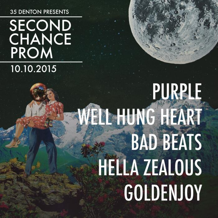 Second Chance Prom, feat. Purple