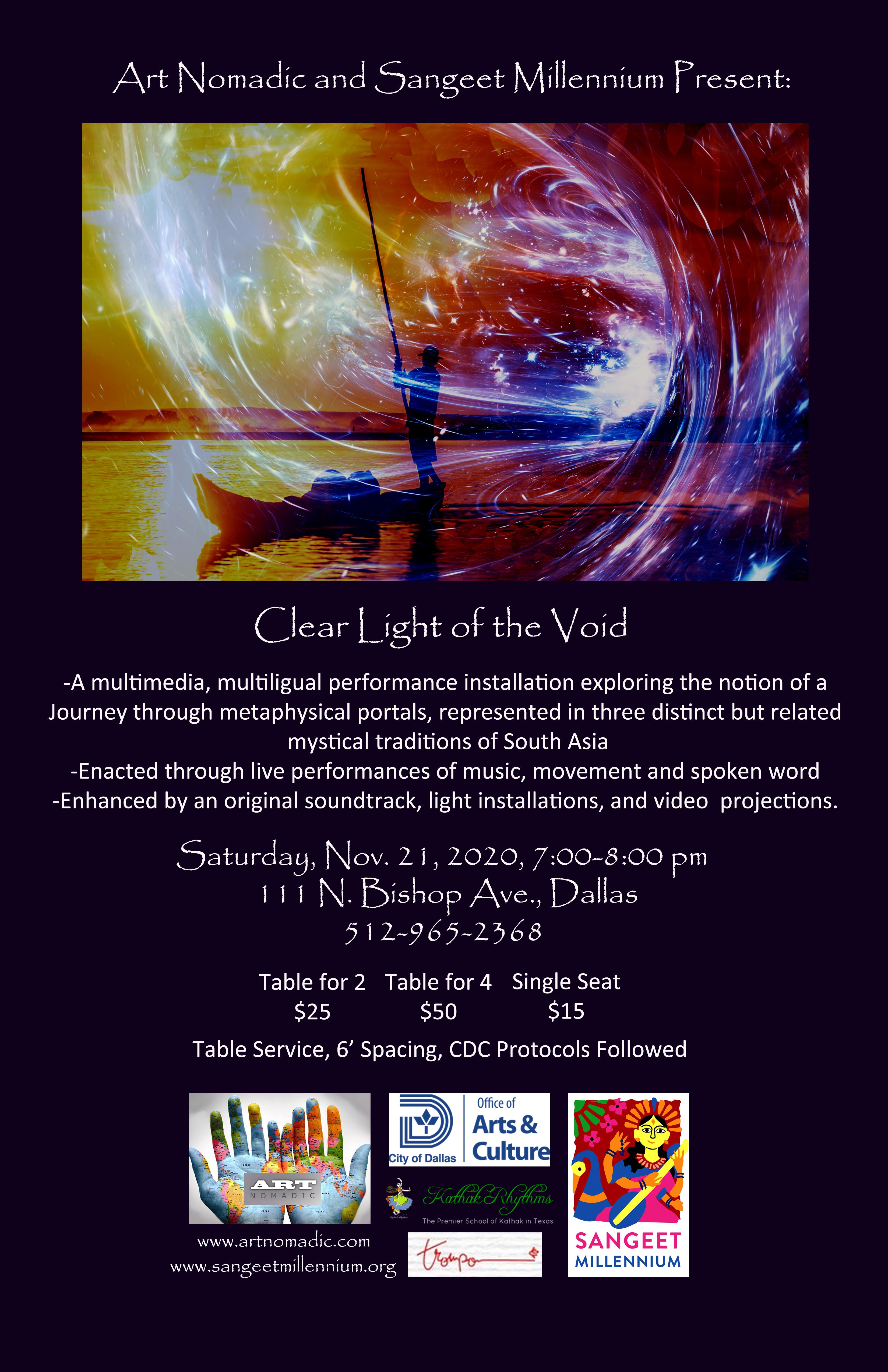 Event organizer calendar graphic