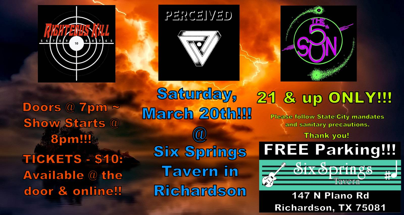 Flyer image for this event