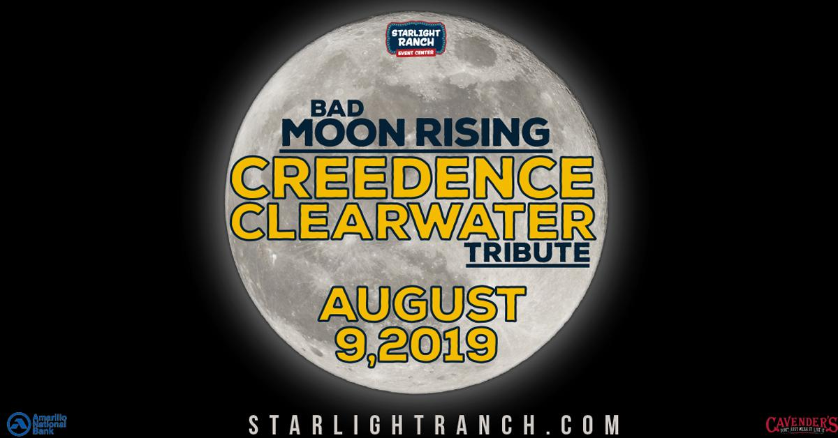 Creedence Clearwater Revival Tribute Night - Starlight Ranch