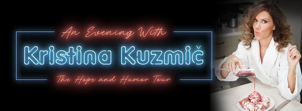 An Evening with Kristina Kuzmic - Majestic Theatre - Dallas, TX